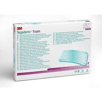 Tegaderm Foam Dressing 10X20Cm 90602 5