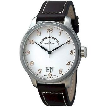 Zeno-horloge mens watch oversized retro 4268-7003BQ-f2