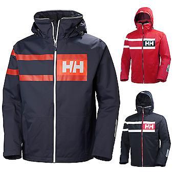 Helly Hansen Herre strøm vandtæt jakke