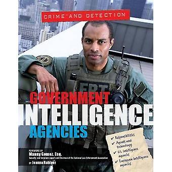 Government Intelligence Agencies by Joanna Rabiger - 9781422234785 Bo