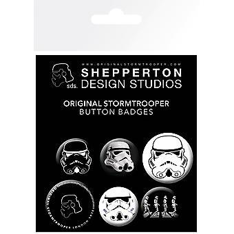 Eredeti Stormtrooper mix BADGE Pack