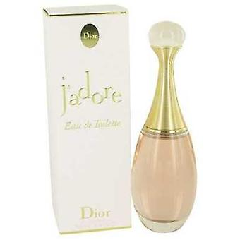 Jadore By Christian Dior Eau De Toilette Spray 3.4 Oz (women) V728-414249