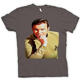 Femmes T-shirt - Capitaine Kirk - Star Trek