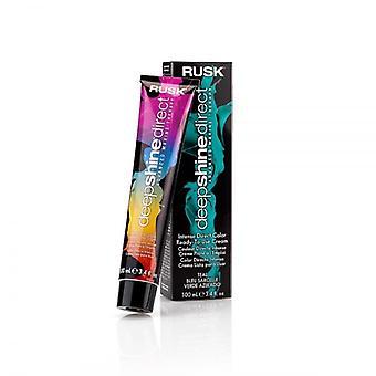 Rusk Deepshine Direct Semi-Permanent Hair Colour - Teal
