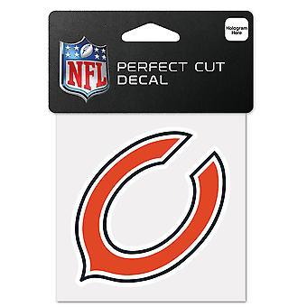Wincraft merket 10x10cm - NFL-Chicago Bears