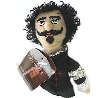 Finger Puppet - UPG - Velazquez Soft Doll Toys Gifts Licensed New 0633