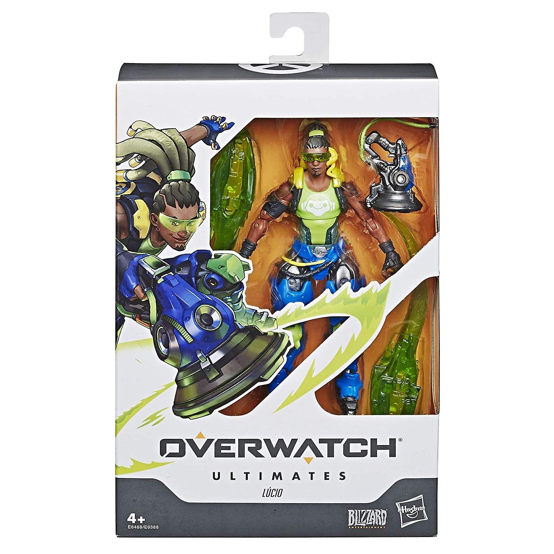 Overwatch Ultimates Core Figure Lucio