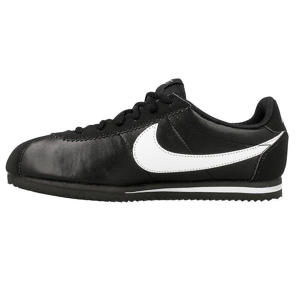 Uniwersalne Nike Cortez Gs 749482001 Cały Rok Dzieci Buty