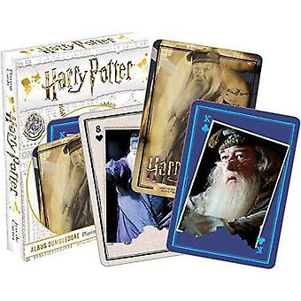 Playing Card - Harry Potter - Dumbledore Poker New 52576