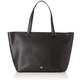 CAVALLI CLASS Corinne Women Black shoulder bags (Black) 17x28x33 cm (B x H x T)