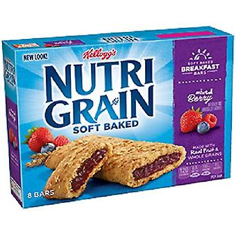 Nutri Grain Soft Baked Mixed Berry Breakfast Snack Bars