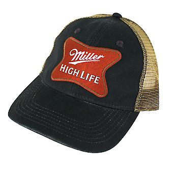 Miller High Life Mesh Snapback hoed
