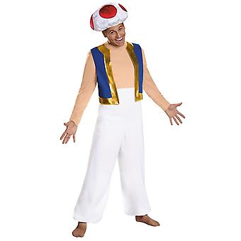 Toad Deluxe Adult Costume
