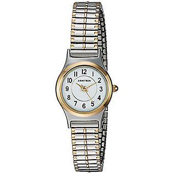 Armitron Clock Donna Ref. 75/5420WTTT