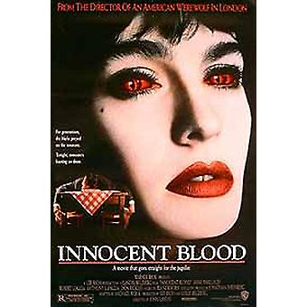 ملصق السينما الأصلية للدم الأبرياء
