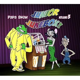 Papa Snow - Junior Jukebox 3 [CD] USA import