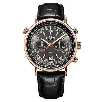 Rotary GS05237-20 Men's Henley Chronograph Wristwatch