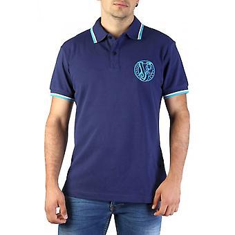 Versace Jeans - Bekleidung - Polo - B3GTB7P0_36571_221 - Herren - navy - 46