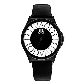 Jivago Women's Fun Black Dial Watch - JV8432