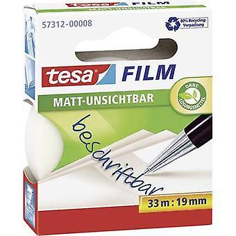 tesa 57312-00008-00 Tesa film tesafilm® Transparent (L x B) 33 m x 19 mm 33 m