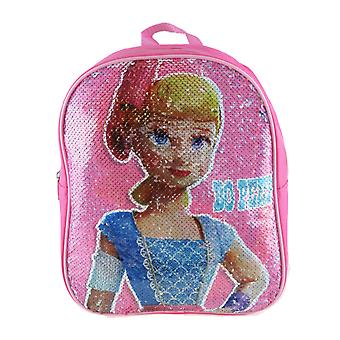 Small Backpack - Toys Story 4 - Bo Peep Reverse Sequin 12