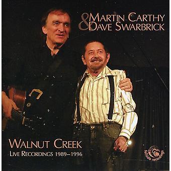 Martin Carthy & Dave Swarbrick - importation USA Walnut Creek [CD]