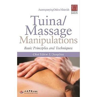 Tuina/ Massage Manipulations - Basic Principles and Techniques by Jian