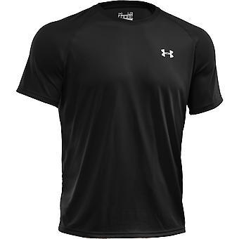 Under Armour Mens UA Tech SS T Shirt HeatGear Training