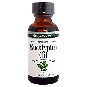 Lorann oils pure essential oil, eucalyptus, 1 oz