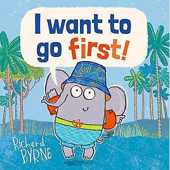 I Want to go First by Richard Byrne