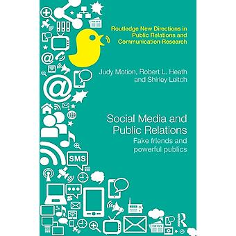 Social Media and Public Relations by Motion