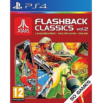 Atari Flashback Classics Collection Vol 2 PS4 Juego
