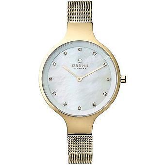 Obaku kellot naisten Watch V173LXGGMG