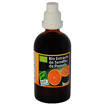 100% Natural Bio Grapefruit Seed Extract with Bioflavonoids and Vitamin C