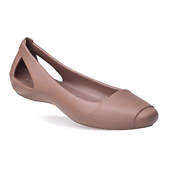 Crocs Sienna Flat W 202811854 Universal sommer kvinder sko