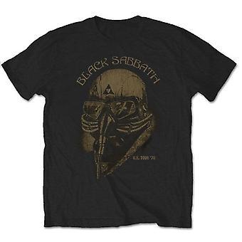 Black Sabbath 1978 Tour Ozzy Osbourne rock officiel T-shirt
