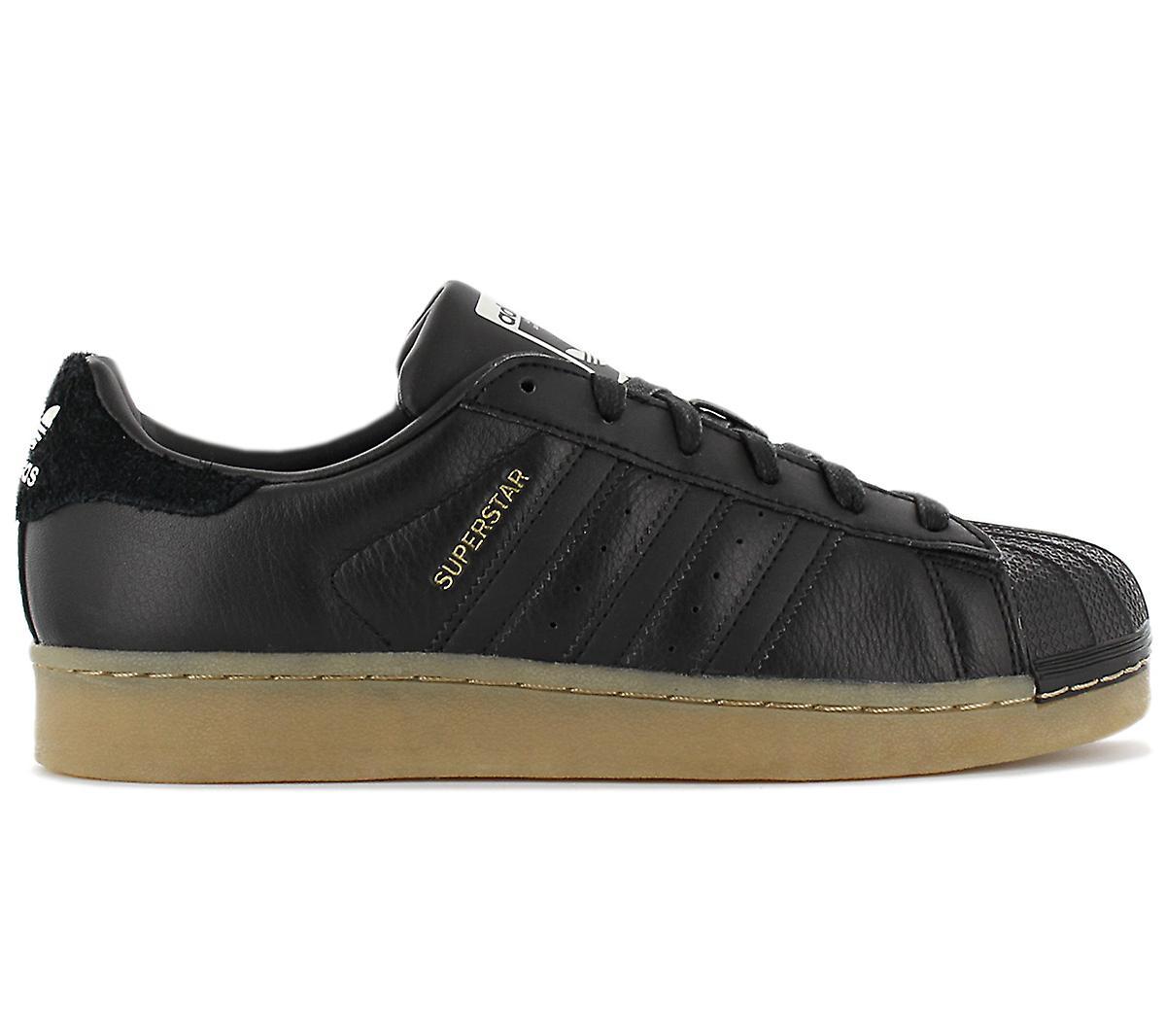 adidas Originals Superstar W B37148 Buty damskie Czarne trampki Sportowe Buty sportowe 06eM9