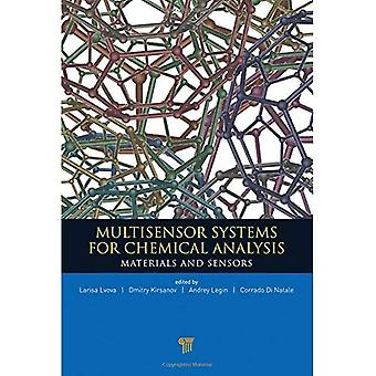 Multisensor Systems for Chemical Analysis: Materials and Sensors