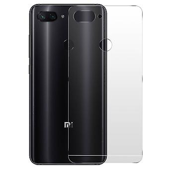 2x Films for Xiaomi Mi 8 Lite Protective Back Cover 9H Index- Imax, Translucent