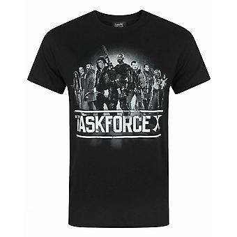 Suicide Squad Task Force X Koszulka męska i męska