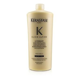 Kerastase Elixir Ultime Le Fondant Beautifying Oil Infused Conditioner (fine To Normal Dull Hair)  1000ml/34oz