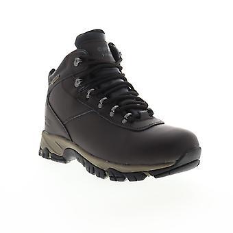 Hi-Tec Altitude V I  Mens Brown Wide 2E Synthetic Hiking Boots Shoes