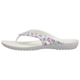 Crocs Frauen's Kadee Ii Grafik W Flip Flop