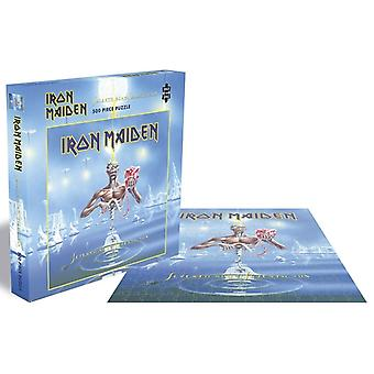 Iron Maiden Seventh Son Of A Seventh Son 500 pc jigsaw puzzle 410mm x 410mm (ze)