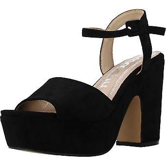 Emmshu Sandals Carly Color Zwart