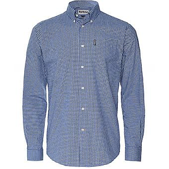 Barbour Tailored Fit Gingham Shirt