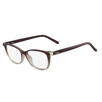 Chloe CE2716 047 Grey Gradient-Rose Glasses