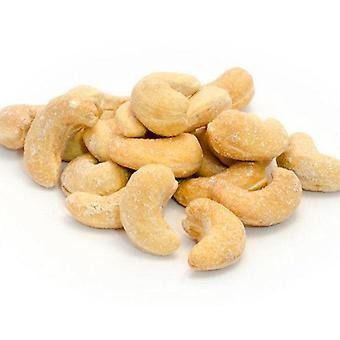 Organic Cashews Roasted -with Salt -( 24.95lb Organic Cashews Roasted With Salt)