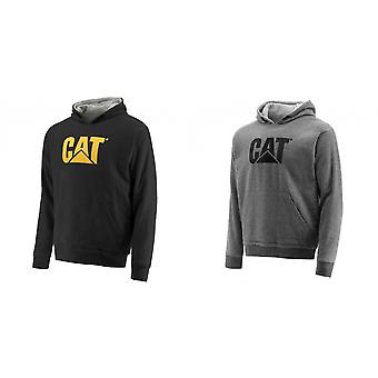 Caterpillar Mens Marque Lined Hoodie