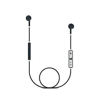 Fone de ouvido Bluetooth com suporte de energia do microfone 428175 V4.1 100 mAh Grey